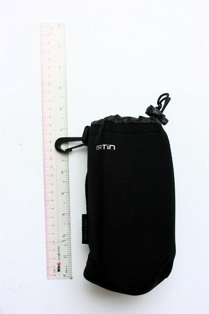 Phụ kiện DSLR: túi đựng filter, đựng lens, cap trước sau, tripod mini, bút lau lens! - 30