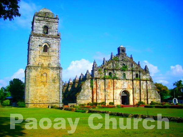 6689414387 5fa763b720 z Paoay Church