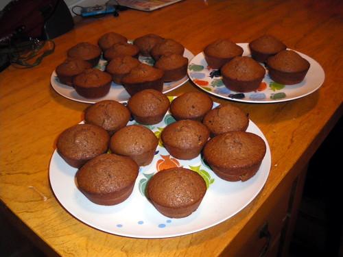Chocolate Cayenne Cupcakes