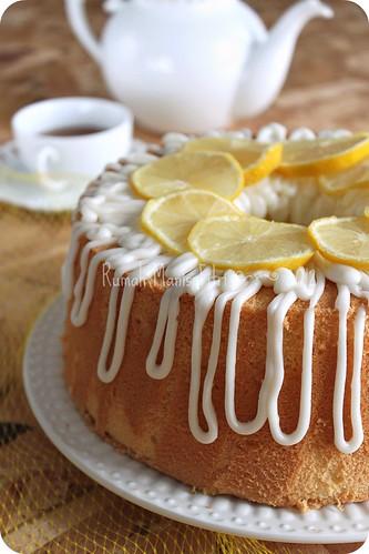Lemon Chiffon Cake by Fitri D. // Rumah Manis
