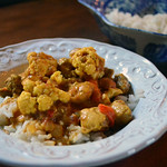Coconut Curry Chicken 059