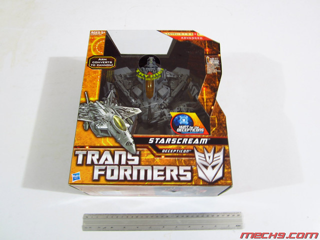 Leader Class: Starscream