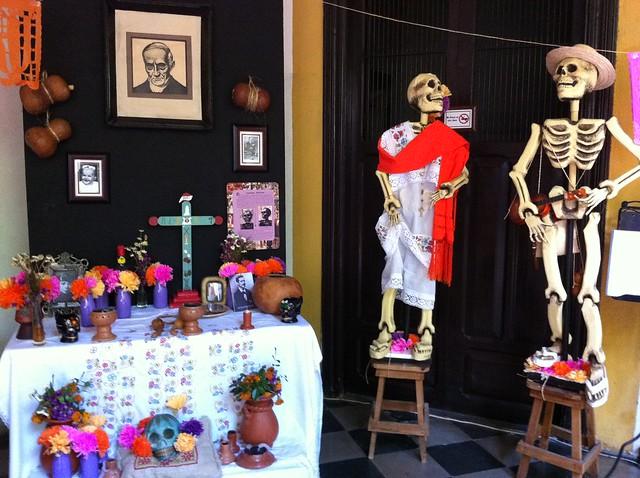 Ofrenda de Muertos