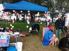 Mass Manifesting Mobile @ occupy Savannah!