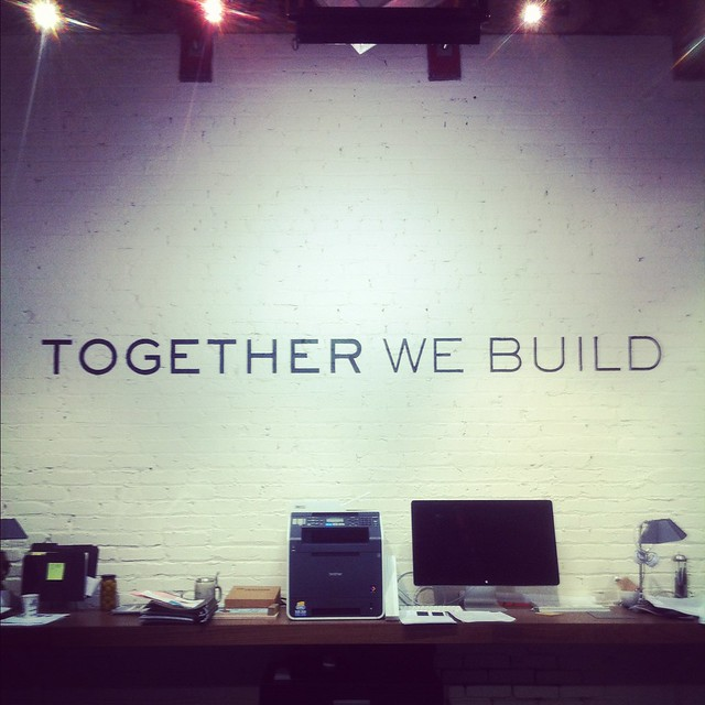 Together We Build ... Woodsmithe