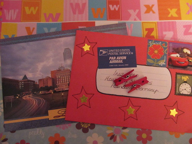 Outgoing Mail 1.17.12