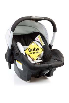 Rear Facing Infant Only Car Seat