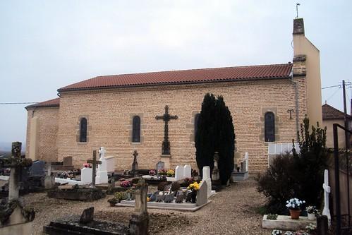 Senestis - L'Eglise Saint Sulpice 01