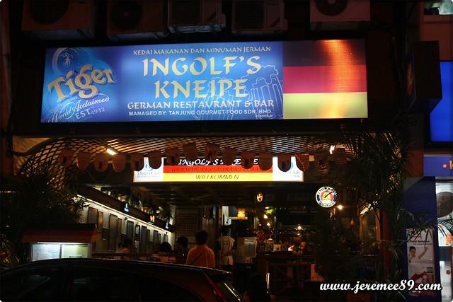 Ingolf's Kneipe German Restaurant and Bar @ Tanjung Bungah 2