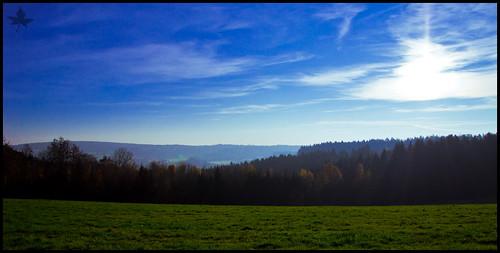 panorama in Kößlarn, Bavaria