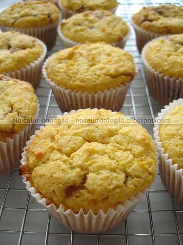 Corniest corn muffins (com goiabada!)