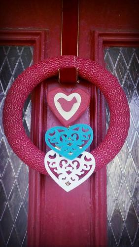 Wreath by craftyozgirl