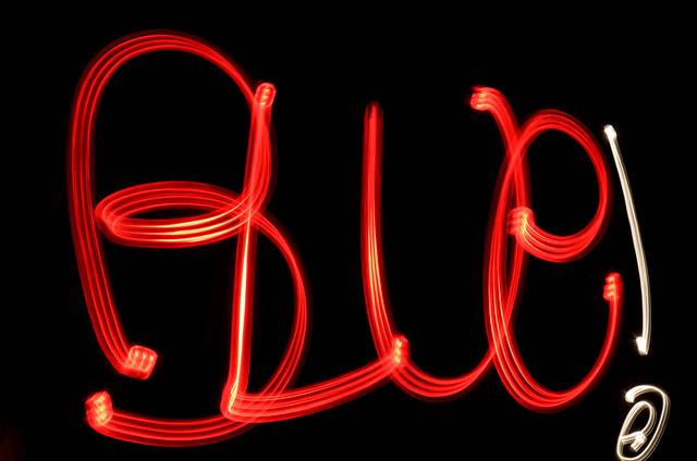 [3/52] Blue!