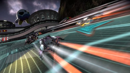 Wipeout 2048, courtesy Sony