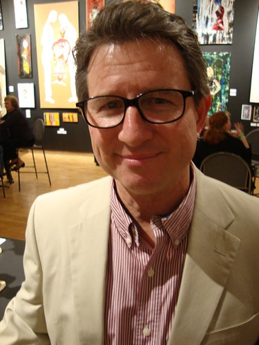 Pat Sewell art exhibit, Artspace Shreveport: Steve Culp by trudeau
