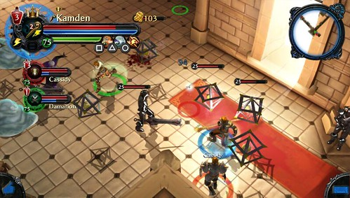 Dungeon Hunter Aliiance for PS Vita