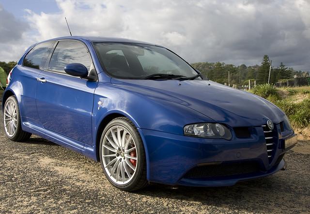 Alfa romeo 147 gta wheel size 13