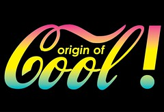 origin of cool black gradient