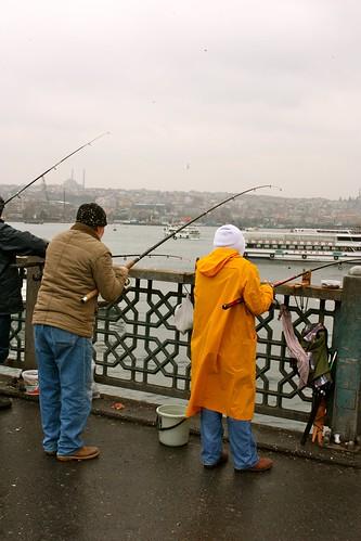 Galata Köprü, İstanbul - Türkiye