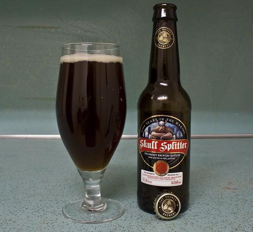 Review: Skull Splitter (Orkney Brewery) by Cody La Bière