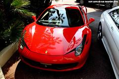 Ferrari 458 - Ruben Marx