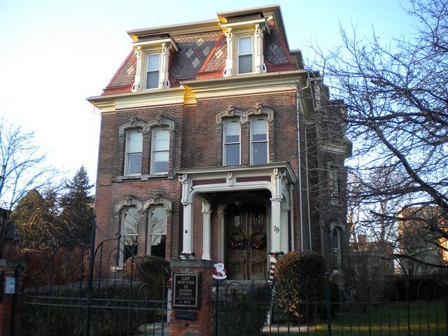 Hudson Evans House