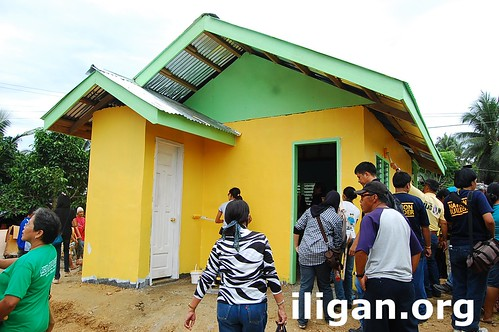 Sta. Elena Sendong relocation site