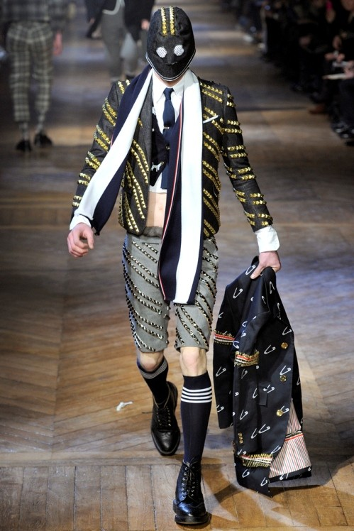 Thom Browne Man Fall-Winter 2012-2013 3