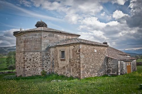 Iglesia de Santa María de los Caballeros