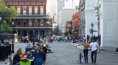 Jackson Square, New Orleans (c2012, FK Benfield)