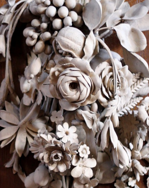 Grinling Gibbons Carving: St. James's Church