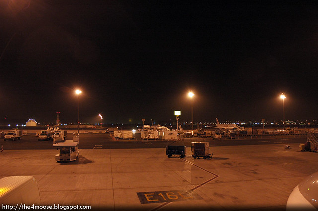 QR 962 - Doha International Airport