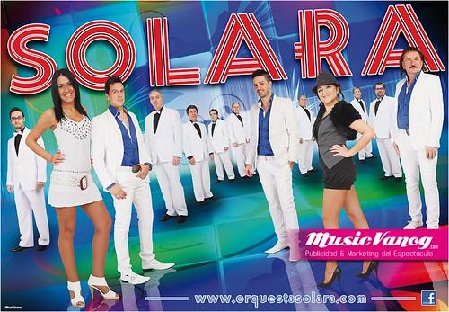 Solara 2012 - orquestra - cartel