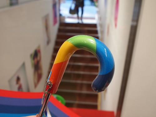 子ども用の傘_え