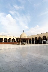 One of Thousands of Mosques in Cairo