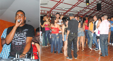 Teke Teke Party @ Kiosko Bar Juan López