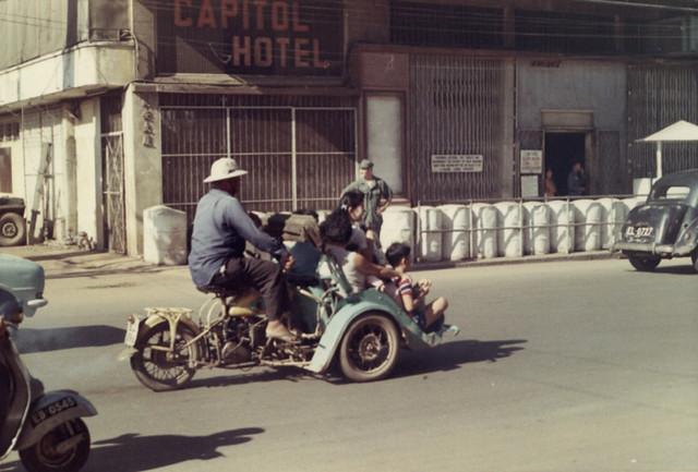 Saigon 1970 - Capitol Hotel