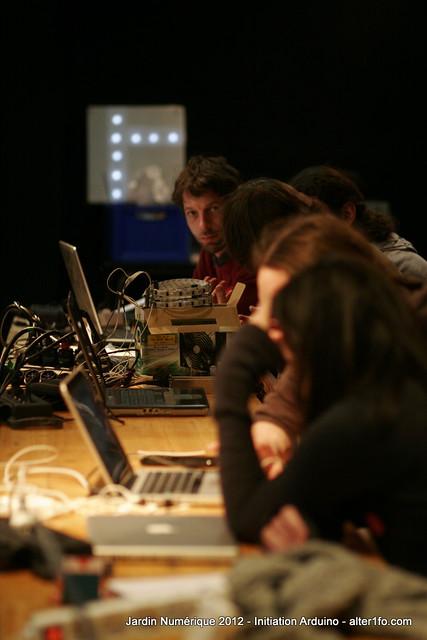 Jardin Numérique 2012 - ateliers découverte-22