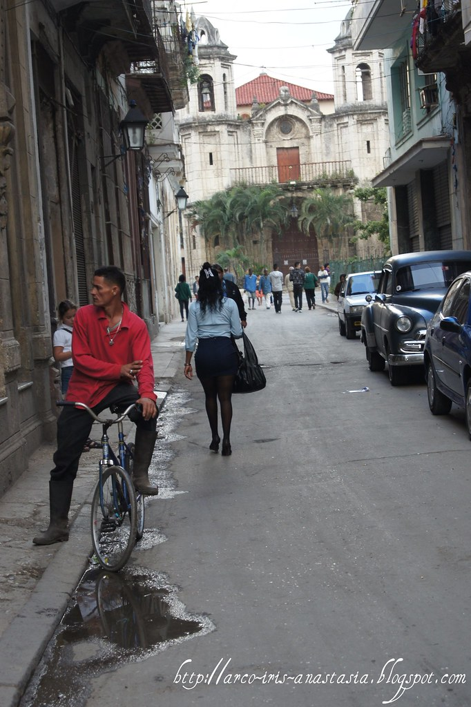 Faces and bodies of Havana
