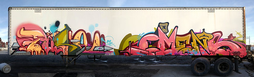 POSE and OMENS | Trailer trash. by Ironlak