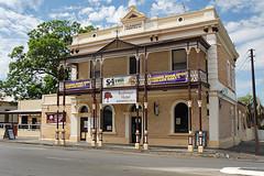 Old Bushman Hotel, 2012