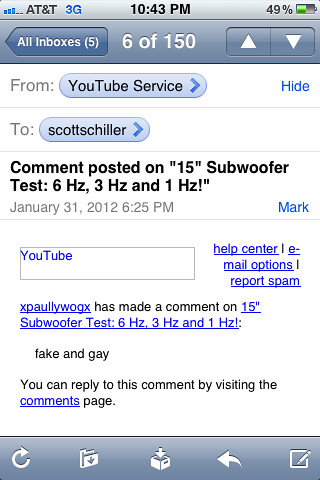 6804388201 bcb67b523c Let the record show that xpaullywogx thinks my video is, and I quote, ...