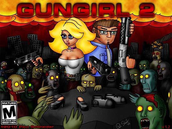 【遊戲】染血的人間地獄《GunGirl 2》