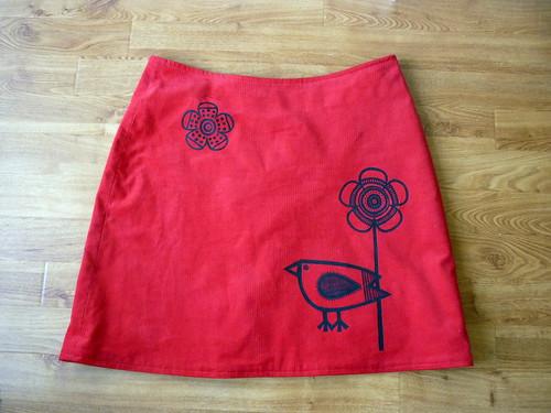 Clothkits Birdie Skirt