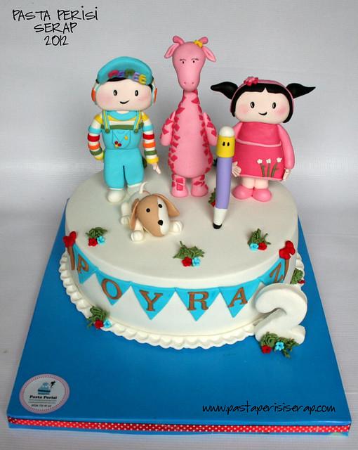 Pepee pastası- POYRAZ