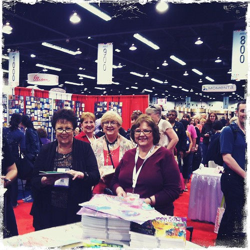 wow..we had over 50 people in line for my book signing! Thanks to everyone who stopped by
