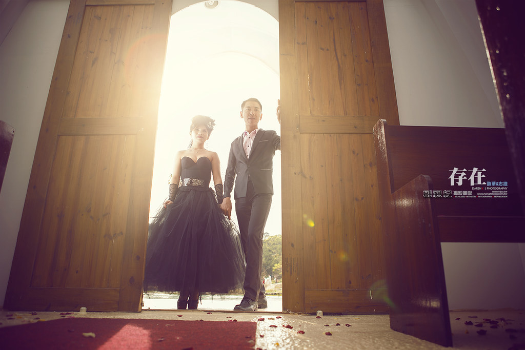 存在 | 馥華&志雄---自助旅遊婚紗攝影