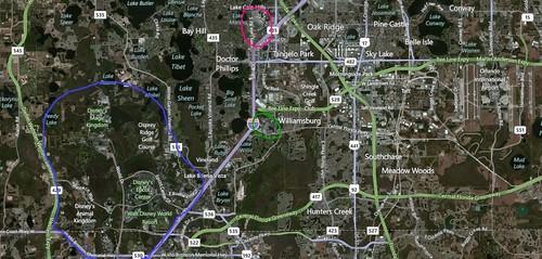 Disney map 2