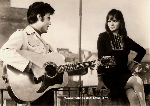 Little Tony, Marisa Solinas
