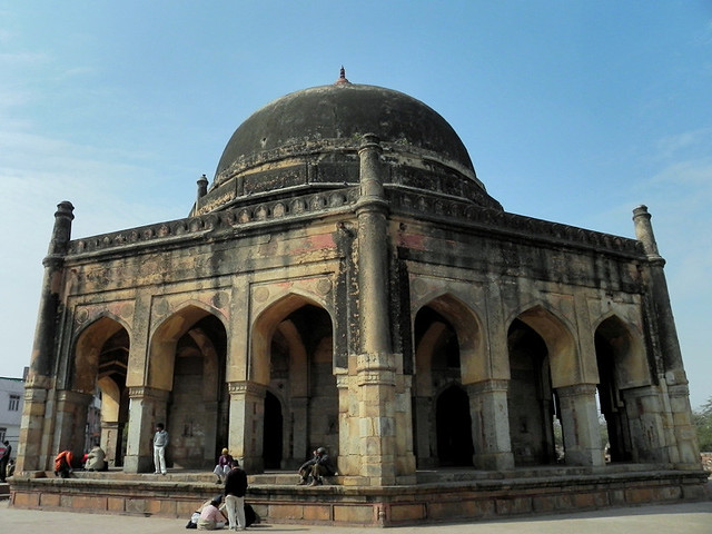 Bhool Bhulaiya or the Adham Khan Tomb